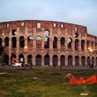 Roma- 8 horas em conexão - Itália
