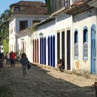 Paraty - Cidade histórica Monumento Nacional