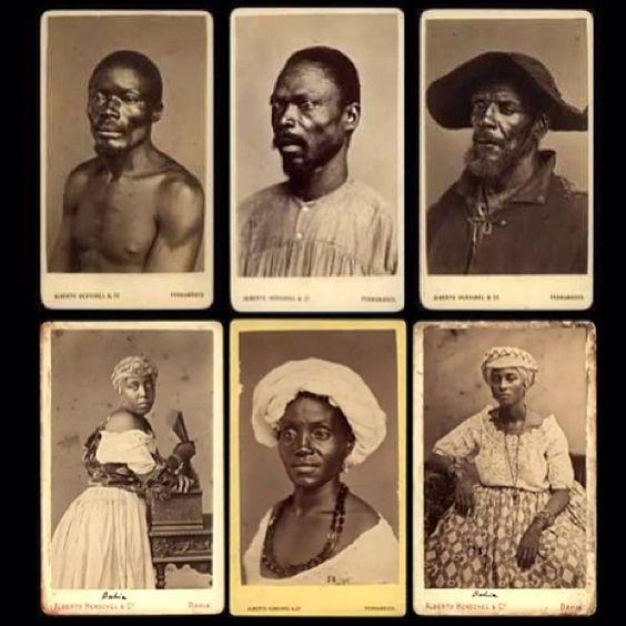 Grandes guerreiros negros do Brasil