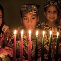 Dia 26 de dezembro inicia a semana do Kwanzaa!