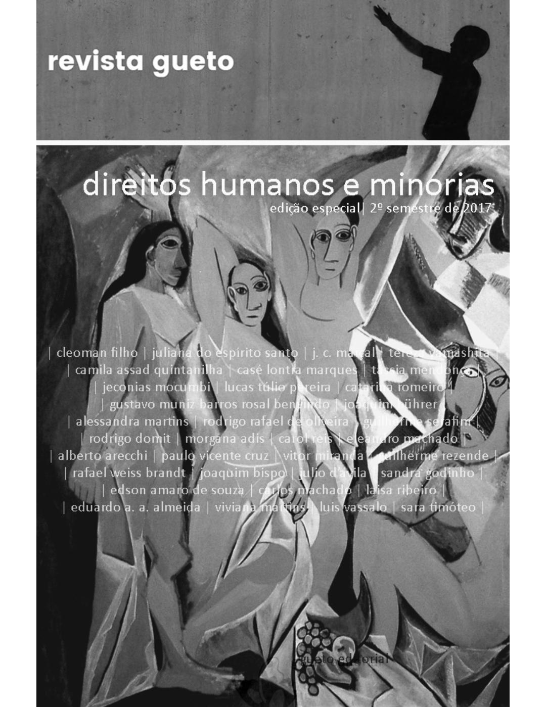 Revista Gueto_Direitos Humanos e Minorias