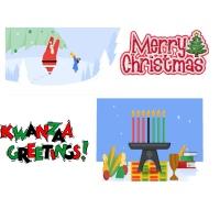 O Natal e o Kwanzaa